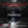 QUEST LONDON - TECHNO WAREHOUSE feat. PAUX FAS (APRIL 10, 2021)