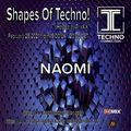 NAOMI - SHAPES OF TECHNO #136