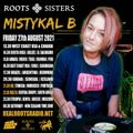 Mistikal B representing Roots Sisters on www.realrootsradio.net, MIX 1