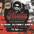 Switch 2 Radio Nula / Serbian Special - DJ Iron b2b DJ Funky Junkie part 1