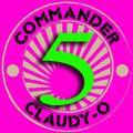 Commander Claudy-o # 5