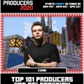 Curbi - Top 101 Producers 2020 Mix