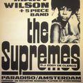 Mary Wilson & The Supremes -Live @Paradiso Amsterdam 12 Aug 1985