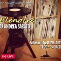 ELENOIRE Dj Andrea Sabato live on HOUSE STATION RADIO 17.04.21
