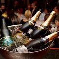 Tanzen im Champagner