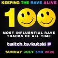Top 100 Rave Tracks (Part 2)