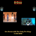 Live Stream with The Forty Five Kings 15/08/2020