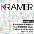 DJ Kramer - DISTRIKT Music - Episode 97