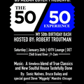 Al Ester's 50th Birthday Party Live @ TV Lounge, Detroit, MI - Part 2