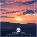 Paradise Social Radio - 18.09.2021
