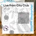 stayfm weekender @ cityclub augsburg - matthias lein - 06.09.19