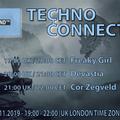 Cor Zegveld exclusive radio mix Techno Connection UK Underground FM 08/11/2019