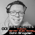 Harder Music Society #001 feat: John Brogden