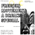 Free(er) Movement: A Breaks Special, VIP MIX, 29 May 2020