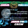 De geboorte van Jamm Fm. Discount FM wordt Jamm FM Kerstavond 2009 24:00uur