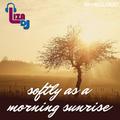 softly as a morning sunrise