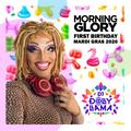 DJ Dolly Llama: Morning Glory 1st Birthday / Mardi Gras 2020