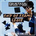 End of Exams 2018 (R&B, Hip Hop, Afrobeats & Grime) | Instagram @DJMETASIS