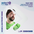 Ryuken 'The World Warrior Radio Show' (VALY MO Guest Mix) [SELECT] (15/06/21)