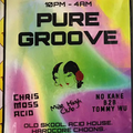DJ Chris Moss Acid @ Pure Groove, Old Fire Station, Bournemouth  29-02-20