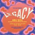 Legacy: Abu Sou (Canela En Surco/Discos Paradiso) 24/05/2018
