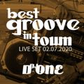 Best Groove in Town Livestream 02.07.2020 part 1