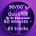 90s/00s 1 Hour QuickMix With 65 Tracks & Loads Of Power