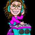 DJ Boo - Book Character Disco - 27-01-2019