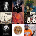 Best Of 2016 (ScHoolboy Q/Vince Staples/Kendrick Lamar/2 Chainz/Desiigner/Troy Ave/Smoke DZA/ATCQ..)
