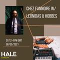 Chez Fannoire w/ Leonidas & Hobbes