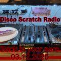 Disco Scratch Radio 03.12.2020