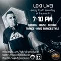 Loki Live! Safehouse Radio 27-03-21