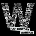 Rap History Warsaw Prism & Cold Chillin' Records Mixtape by Blekot and MR KRIME
