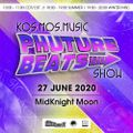 MidKnighT Moon - Phuture Beats Show @ Bassdrive.com 27.06.20