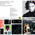 SYNTHOLOGY 101 April 2020 Live Stream Edition hosted by DJ DINO on JOLT RADIO | NEON TRANSMISSIONS