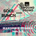 L.P. @ FM4 Swound Sound meets Soul Bunch, Recording Session #1223 @ Redlingerhütte