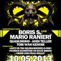 Mario Ranieri @ Günes Theater Frankfurt, Germany 10.05.2013
