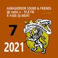 @ X-Fade DJ-Night - 06.07.21 ls Rall-Fi & Jinjaman