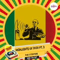 REGGAE FEVER S02 E29 | Highlights of 2020 Pt. 3: Dub & Steppers | sunradio.rs