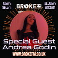 Fresh & Wild 17 with Special Guest Andrea Godin 1am Sunday 3rd Jan 2021 - Special Guest Andrea Godin