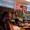 Muchomůrky Bílé - The Flowers Of Hell, Ivo Pospíšil, Greg Jarvis, Zdeněk Hnyk on Prague's Radio 1