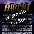 Amphi Festival 2018 Warmup Podcast (by Emmanuel Pursuit)