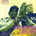 Special exclusive live ON.U Sound Sunday Roast