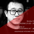ZAAGFABRIEK PENTECOS SESSIONS - ELECTRUONG: #DEEPHOUSE #TECHHOUSE #TECHNO AND #TRANCE