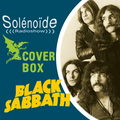Solénoïde - Cover Box  BLACK SABBATH - Alice Donut, Soft Cell, Brownout, Four Tet, Snares, TGB...