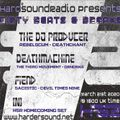 Fiend - Dirty Beats & Breaks On HardSoundRadio-HSR