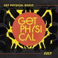 Get Physical Radio - July 2021