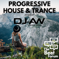 Progressive House & Trance With DJ-AW For The Beat Forum
