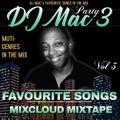 Dj Mac 3 Favorite Songs Vol 3