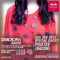 Diskotopia Radio 10th December w/ Pootee
